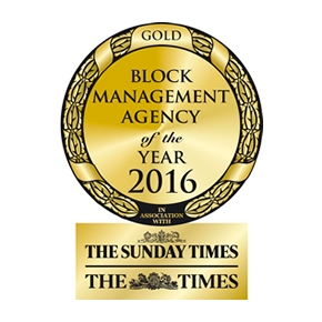 Gold Best Block Management Agency of the Year