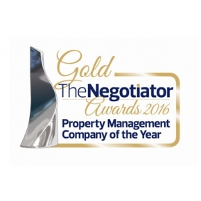 Property Management Company of the Year - GOLD