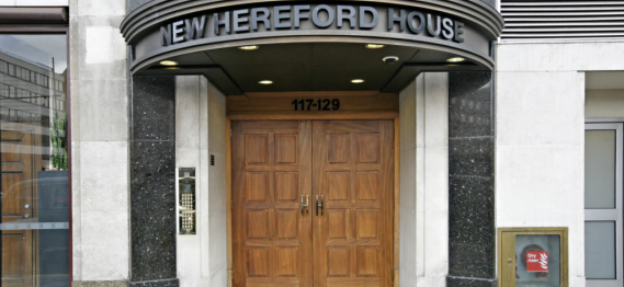 New Hereford House